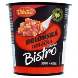 Boloňská omáčka rychlé jídlo Bistro Těstoviny Vitana 1x63g