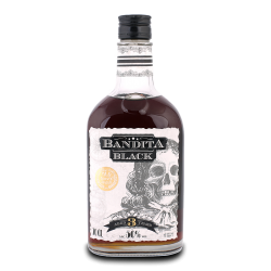Bandita Black rum 50% 3 letý 1x700ml