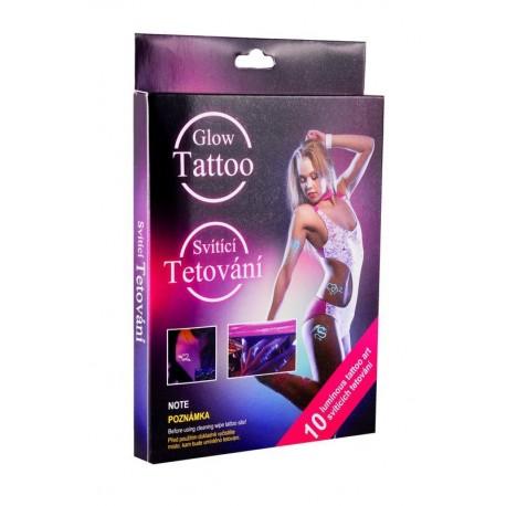 Svítící tetování