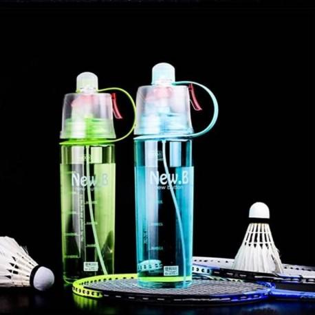 Sportovní láhev s rozprašovačem 600 ml