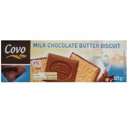 Sušenka s čokoládou Covo 1x125g