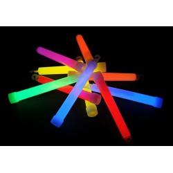 Svítící tyčinky chemické světlo 15 cm