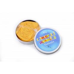Inteligentní plastelína - elektrická - zlatá