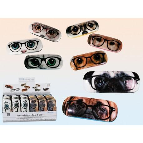 Pouzdro na brýle s vtipným motivem