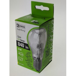 Emos lighting - Classic ECO Halogen 840 Im