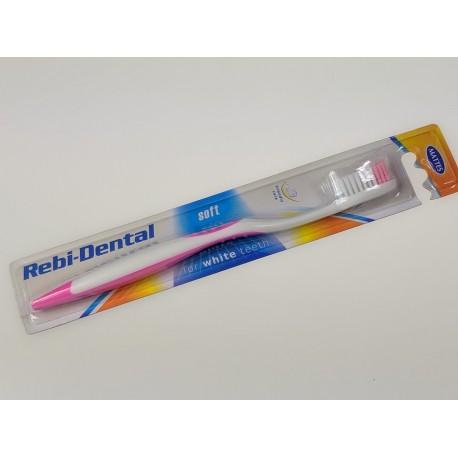Zubní kartáček - Rebi-Dental - soft for white teeth