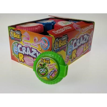 Žvýkačky - Crazy Roll 24 ks