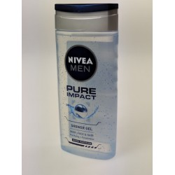 Nivea Men - Pure Impact - sprchový gel