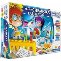 Velká chemická laboratoř 1x1kus