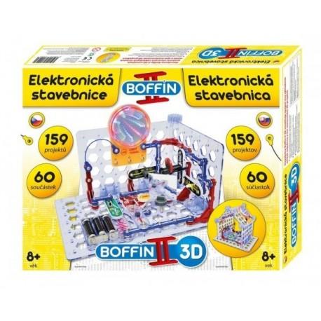 Elektronická stavebnice Boffin II 3D