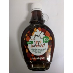 Sirup javorový countrylife Bio 250 ml