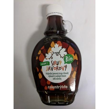 Sirup javorový countrylife Bio 250 ml