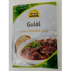 Kořenící přípravek sypký - Guláš Nadir