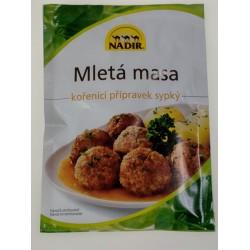 Kořenící přípravek sypký - Mletá masa Nadir