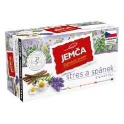 Stres a spánek bylinný čaj - Jemča
