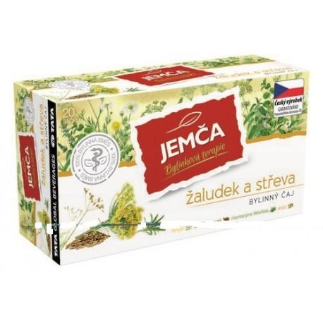 Žaludek a střeva bylinný čaj - Jemča