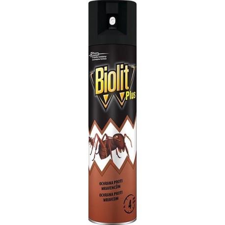 Biolit plus sprej proti mravencům