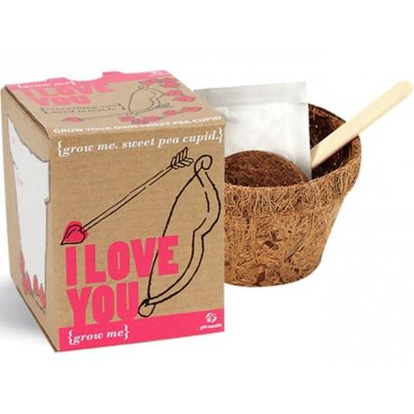 Grow me: Miluji tě!
