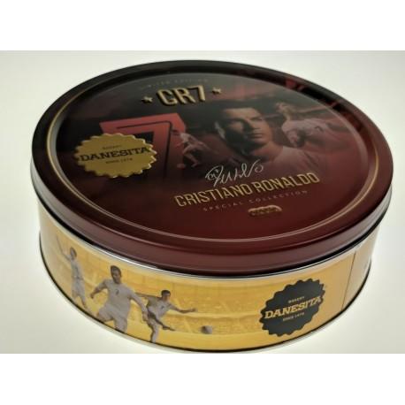 Sušenky máslové RONALDO 454g/12ks plech