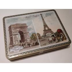 Luxusní čokoládová bonboniéra - PARIS - Maitre Truffout