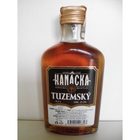 Tuzemský Rum Hanacka 0,2l 37,5%