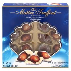 Čokoládová bonboniéra - plody moře Maitre Truffout 1x250g