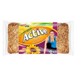 Chléb slunečnicový - Active - Bona Vita 500g