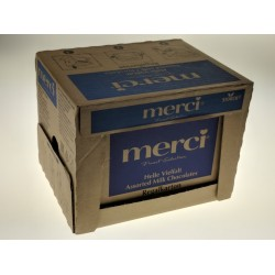 Merci bonboniéra - Finest Selection 10x250g