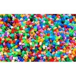 Zažehlovací korálky sada 3000 ks - plastový box