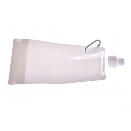 Skládací láhev - bílá