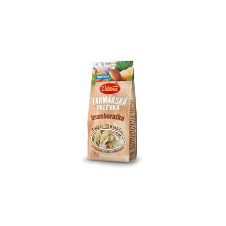 Farmářská polévka čočková - Vitana