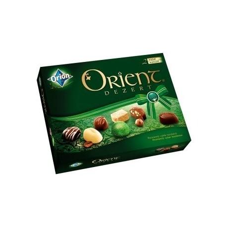Dvoupatrová bonboniéra Orient - Orion
