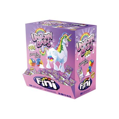 Žvýkačky - Jednorožec - Fini 200 ks