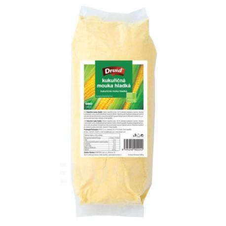 Kukuřičná mouka hladká - Druid 450 g