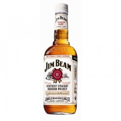 Jim Beam Kentucky Straight Bourbon Whiskey 40% 1x0,7l