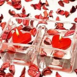 Romantické svíčky pro dva