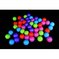 Plastové míčky 100 ks (8 cm)