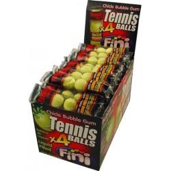 Žvýkačky-Tenisový míčky 4 pack - Fini