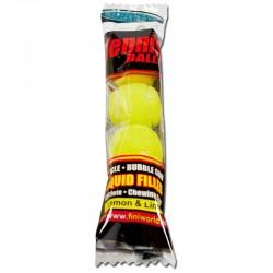 Žvýkačky-Tenisový míčky 4 pack - Fini 20g