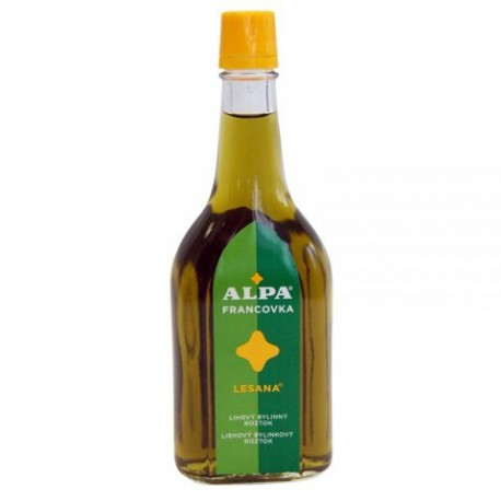 Alpa Francovka - Lesana 160 ml