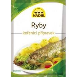 Ryby - kořenící přípravek sypký - Nadir