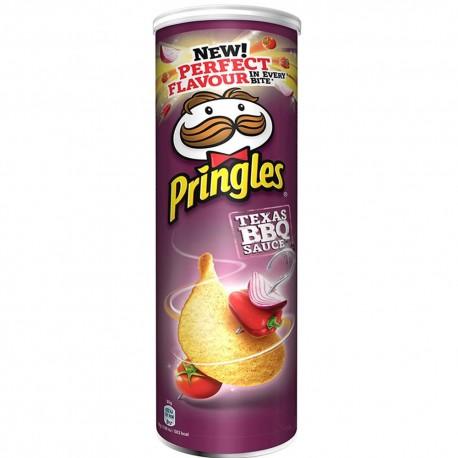 Brambůrky s příchutí cibulky, rajčat a papriky - Pringles