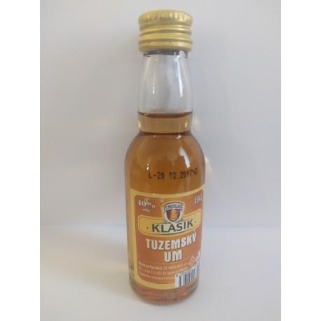 Klasik tuzemský um / rum 0,04 l