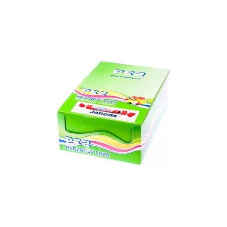 Hroznový cukr - citrón - PEZ 27 ks