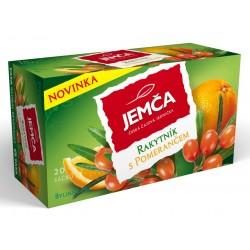 Bylinný čaj Rakytník s pomerančem - Jemča