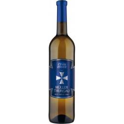 Čtyři Zvony Müller Thurgau bílé suché víno 11% 0,75l