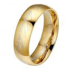 Prsten z filmu Pán prstenů velikost 10