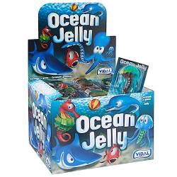 Želé ve tvaru mořských zvířat - Ocean Jelly - Vidal 66ks
