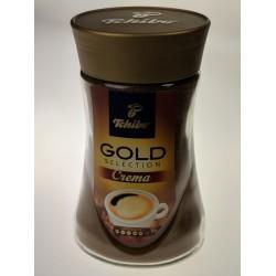 Instantní káva - Tchibo Gold Selection Creme 180 g