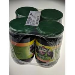 Švestkový kompot bez přidaného cukru - Hamé 4x 660 g